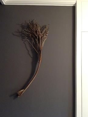 dadeltak van palmboom