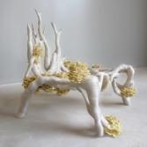 Mycelium Project: Mycelium Chair by Studio Eric Klarenbeek