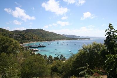 Baai van Mustique