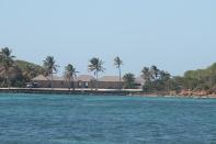 Vakantiehuis van beroemde zanger op Mustique