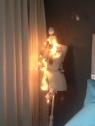 Shine a light in Master Bedroom