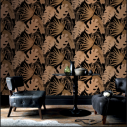 Gouden Jungle Fever by Graham & Brown / ELLE